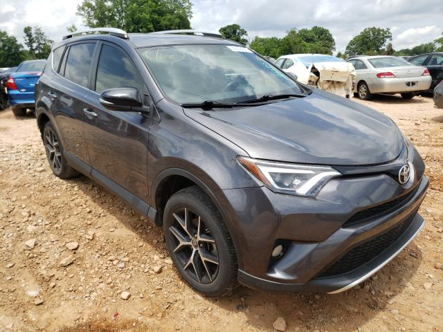 Salvage cars for sale from Copart China Grove, NC: 2016 Toyota Rav4 SE
