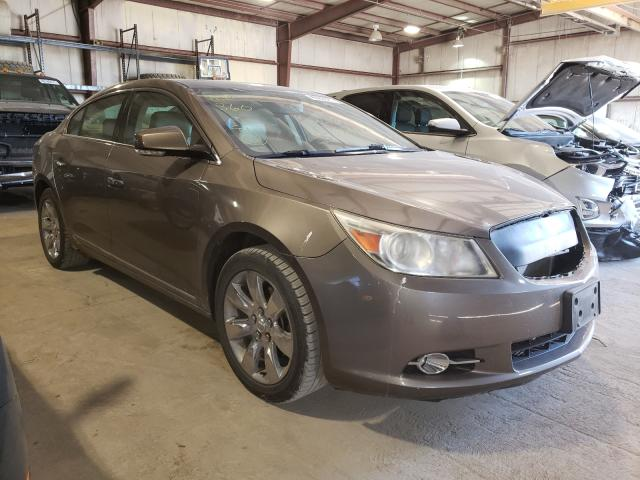 Salvage cars for sale from Copart Eldridge, IA: 2010 Buick Lacrosse C