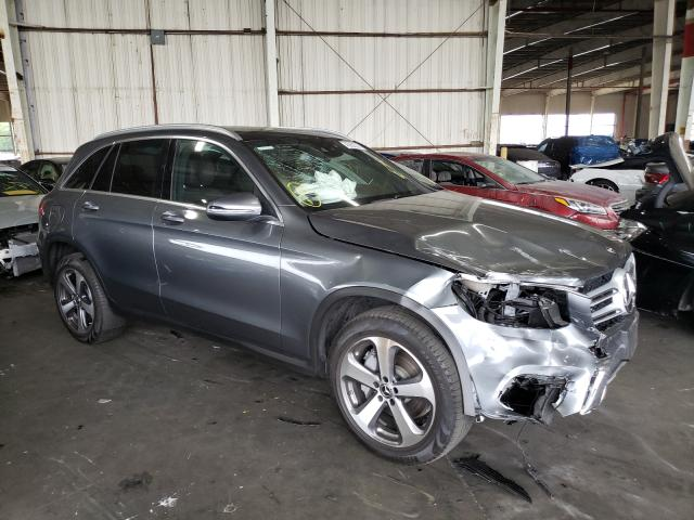 Vehiculos salvage en venta de Copart Van Nuys, CA: 2018 Mercedes-Benz GLC 300