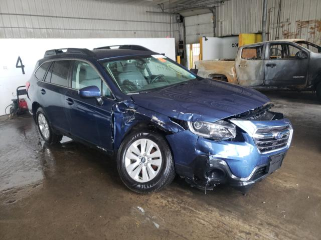 Salvage cars for sale at Candia, NH auction: 2019 Subaru Outback 2