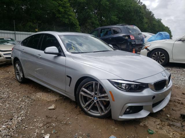 Vehiculos salvage en venta de Copart Austell, GA: 2019 BMW 430XI Gran
