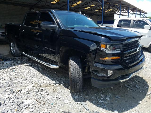 Salvage cars for sale from Copart Cartersville, GA: 2018 Chevrolet Silverado
