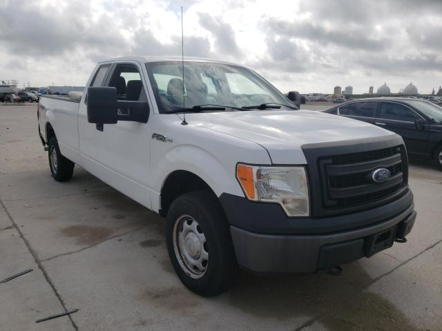 2013 FORD F150 SUPER 1FTFX1EFXDKF00797