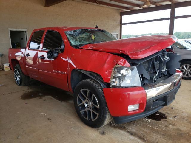 Salvage cars for sale from Copart Tanner, AL: 2007 Chevrolet Silverado