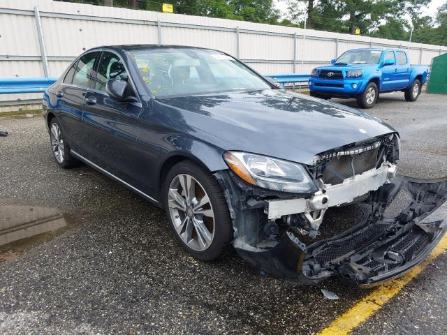 2016 Mercedes-Benz C300 en venta en Eight Mile, AL