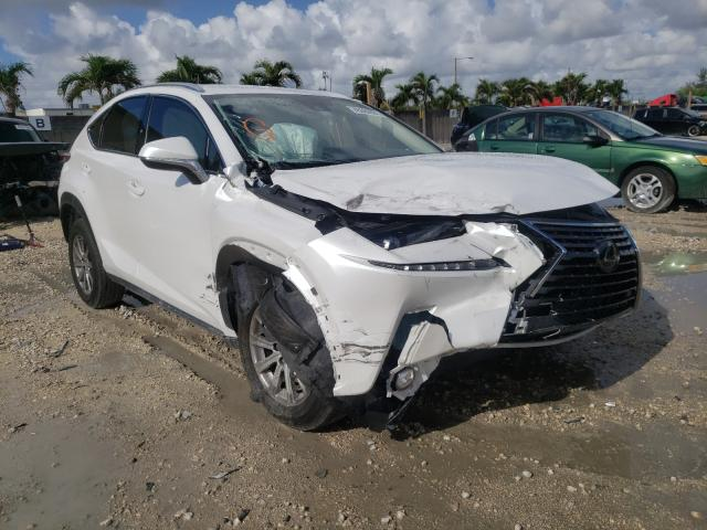 Salvage cars for sale from Copart Opa Locka, FL: 2020 Lexus NX 300 Base