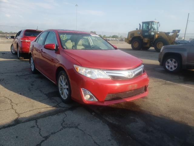 2012 TOYOTA CAMRY BASE 4T4BF1FK7CR191176