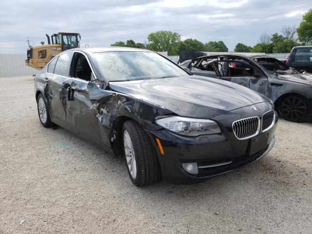 BMW Vehiculos salvage en venta: 2012 BMW 535 XI