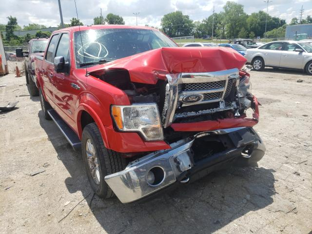 Salvage cars for sale from Copart Bridgeton, MO: 2012 Ford F150 Super