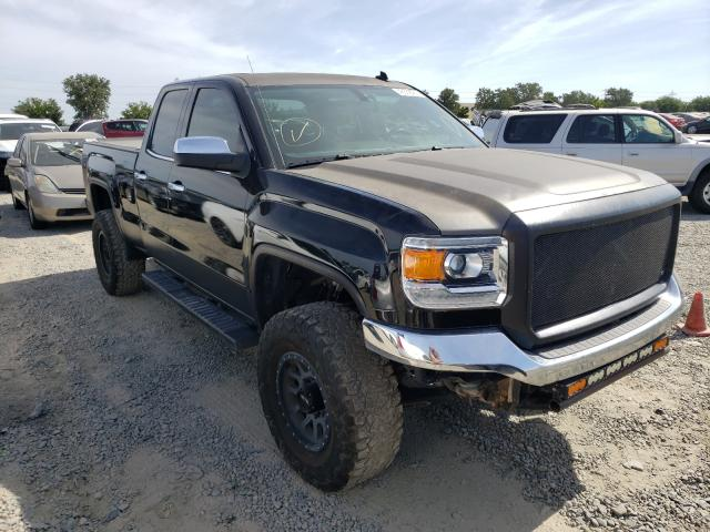 Salvage cars for sale from Copart Sacramento, CA: 2015 GMC Sierra K25