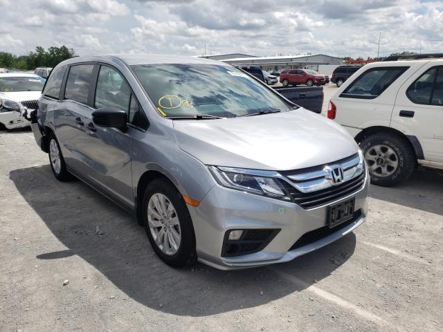 Honda Vehiculos salvage en venta: 2020 Honda Odyssey LX