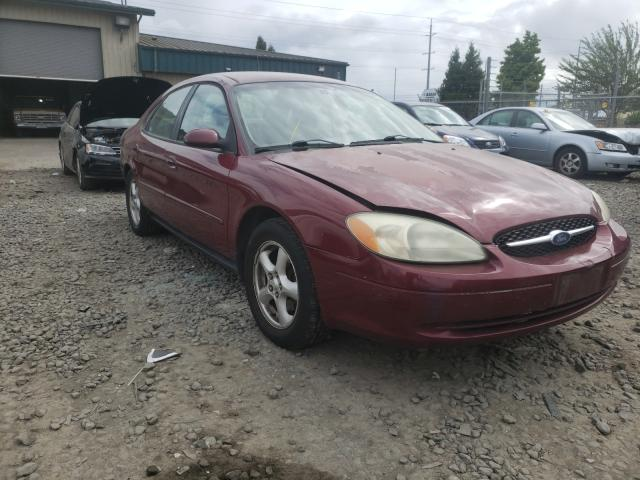 Salvage cars for sale from Copart Eugene, OR: 2004 Ford Taurus