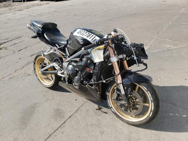 Salvage cars for sale from Copart Littleton, CO: 2011 Triumph Daytona 67