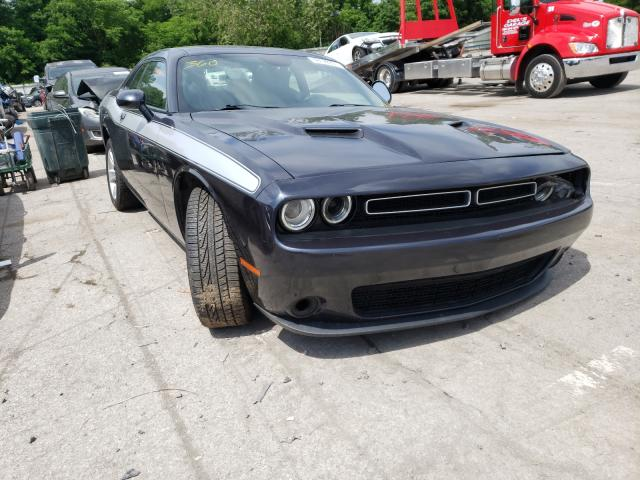 Salvage cars for sale from Copart Ellwood City, PA: 2016 Dodge Challenger