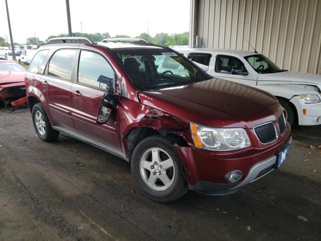 Pontiac salvage cars for sale: 2008 Pontiac Torrent