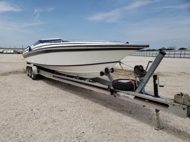 Boat salvage cars for sale: 1992 Boat 35 Lightin