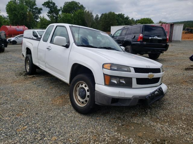 Salvage cars for sale from Copart Concord, NC: 2011 Chevrolet Colorado
