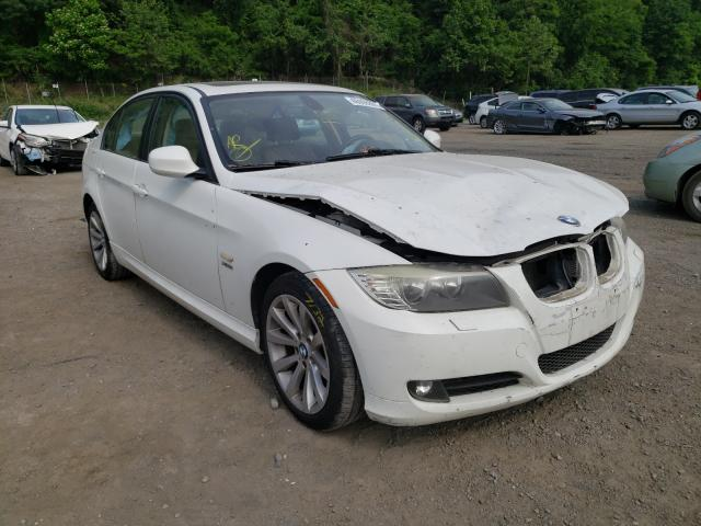 Salvage cars for sale from Copart Marlboro, NY: 2011 BMW 328 XI SUL