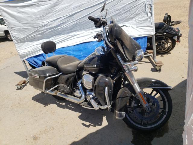 Salvage cars for sale from Copart Bridgeton, MO: 2016 Harley-Davidson Flhtk Ultr