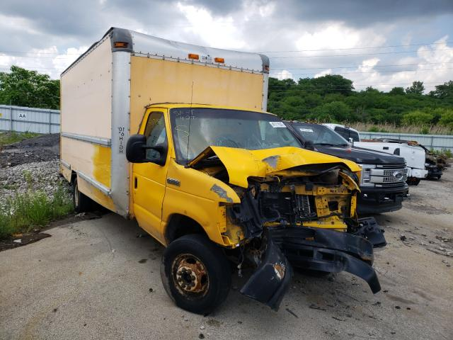 Salvage cars for sale from Copart Chicago Heights, IL: 2008 Ford Econoline
