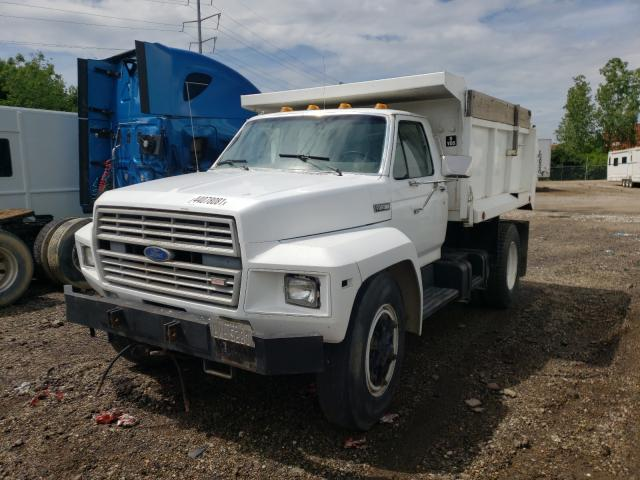 FORD F700 1985 1