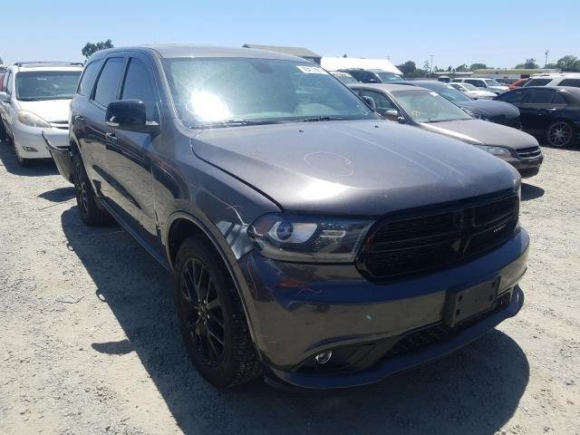 Salvage cars for sale from Copart Antelope, CA: 2015 Dodge Durango LI