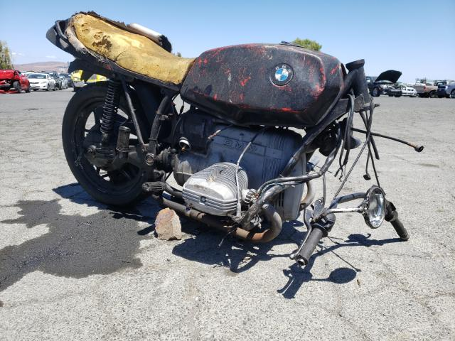 Salvage cars for sale from Copart Martinez, CA: 1982 BMW 650 Cycle