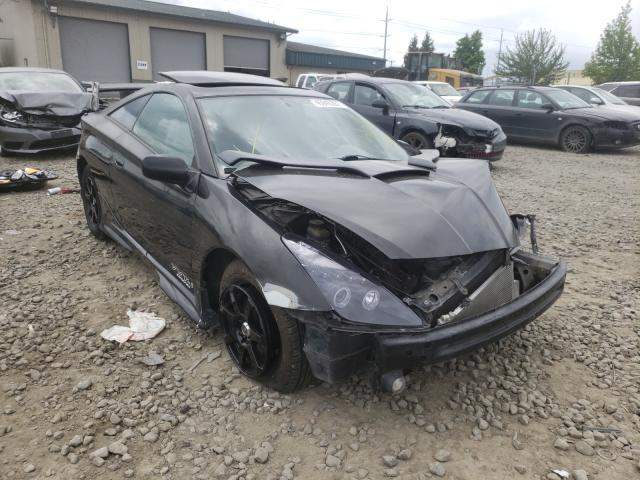 Salvage cars for sale from Copart Eugene, OR: 2002 Toyota Celica