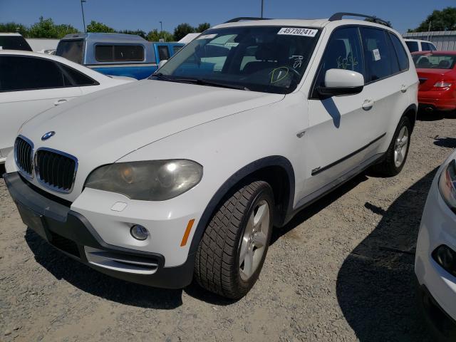 BMW X5 2007 1