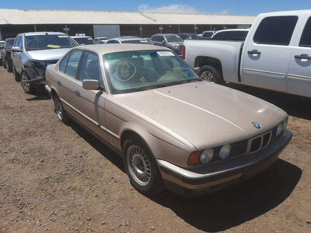 Salvage cars for sale from Copart Phoenix, AZ: 1993 BMW 525 I Automatic