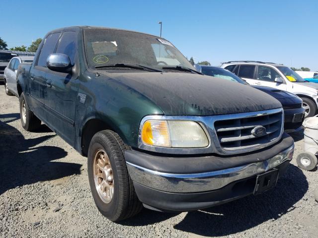 Vehiculos salvage en venta de Copart Sacramento, CA: 2002 Ford F150 Super
