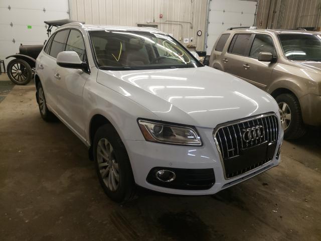 2016 Audi Q5 Premium en venta en Candia, NH