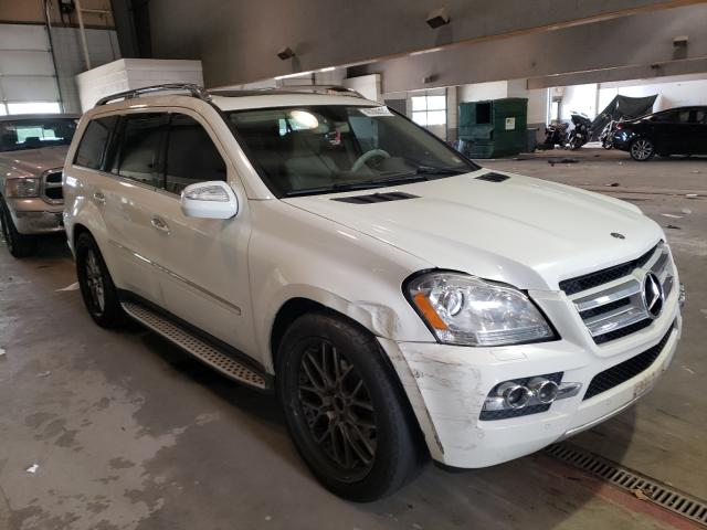 Salvage 2010 MERCEDES-BENZ GL-CLASS - Small image. Lot 46260601