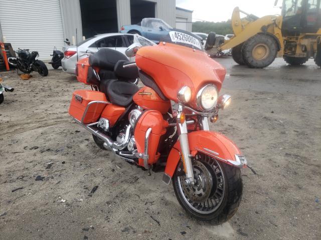 Vehiculos salvage en venta de Copart Savannah, GA: 2012 Harley-Davidson Flhtk Elec