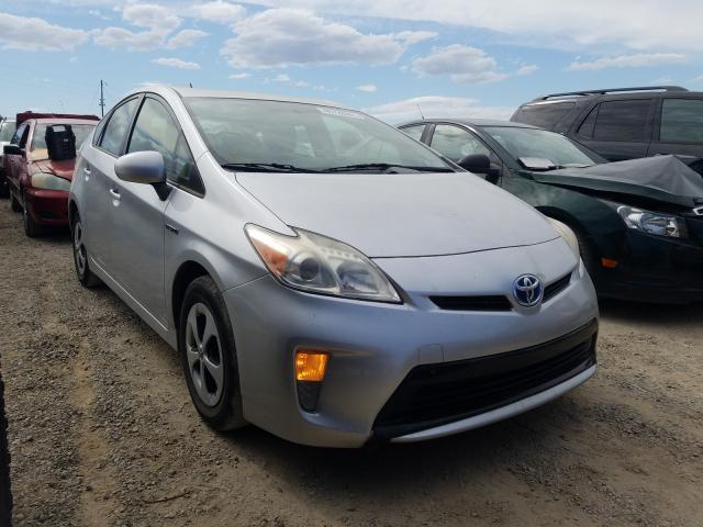 Vehiculos salvage en venta de Copart Anderson, CA: 2012 Toyota Prius
