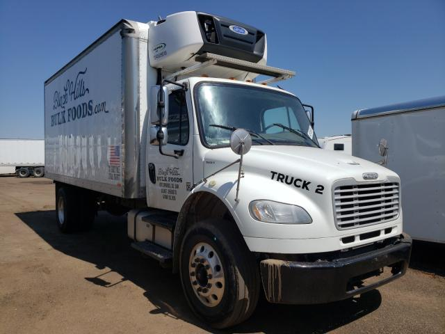 Salvage cars for sale from Copart Brighton, CO: 2016 Freightliner M2 106 MED