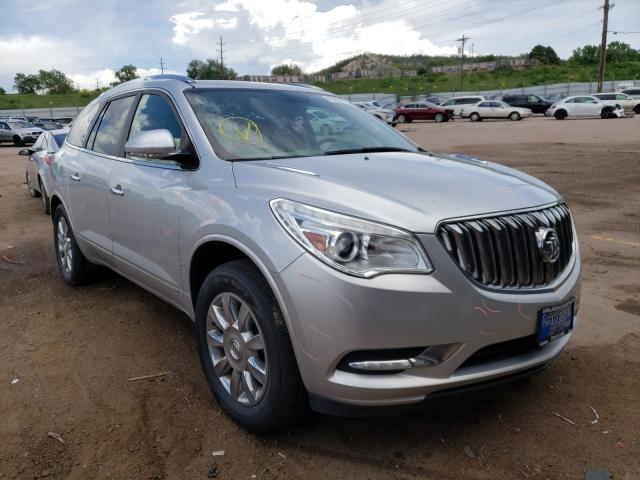 Salvage cars for sale from Copart Colorado Springs, CO: 2015 Buick Enclave