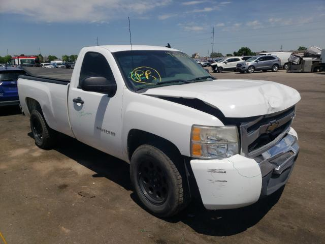 Salvage cars for sale from Copart Denver, CO: 2011 Chevrolet Silverado