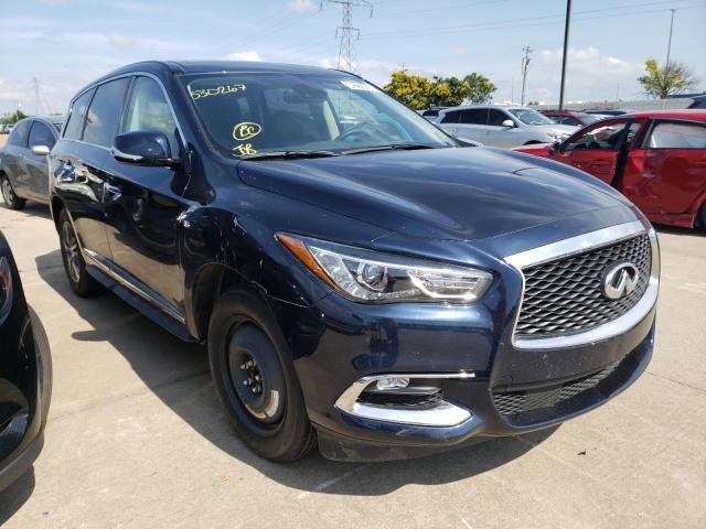 2020 Infiniti QX60 Luxe en venta en Oklahoma City, OK