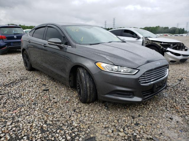 Salvage cars for sale from Copart Memphis, TN: 2016 Ford Fusion SE