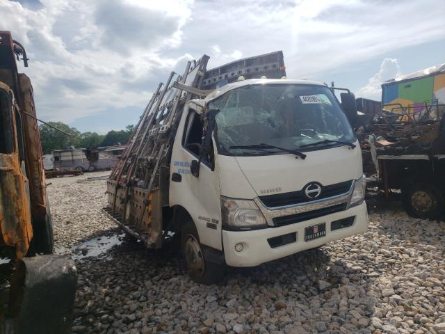 Hino 195 salvage cars for sale: 2015 Hino 195