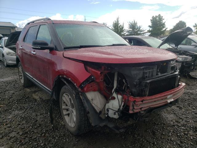 2013 Ford Explorer X en venta en Eugene, OR