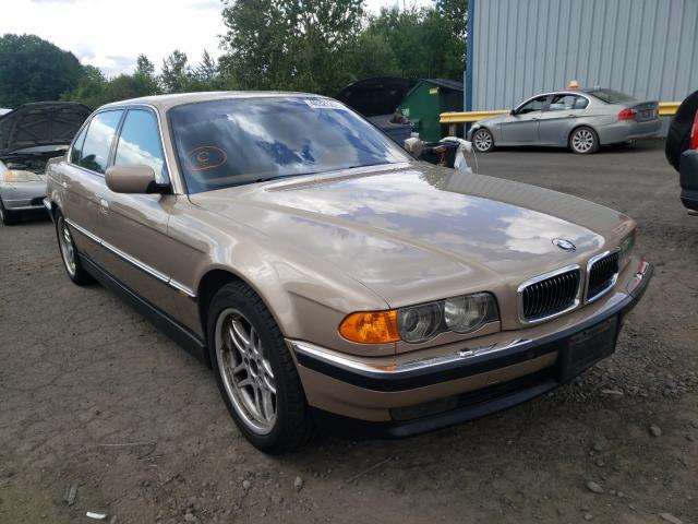 2000 BMW 750 IL - WBAGJ0346YDD73672