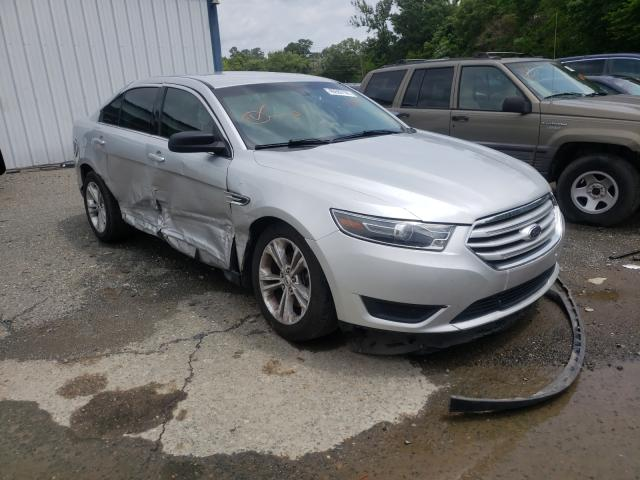 Salvage cars for sale from Copart Shreveport, LA: 2016 Ford Taurus SE
