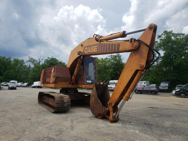Used 2000 CASE EXCAVATOR - Small image. Lot 45915471