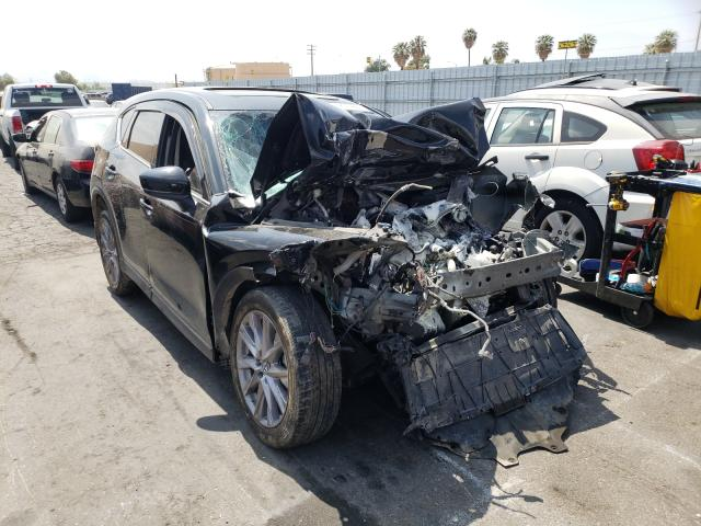Salvage cars for sale from Copart Colton, CA: 2020 Mazda CX-5 Grand Touring