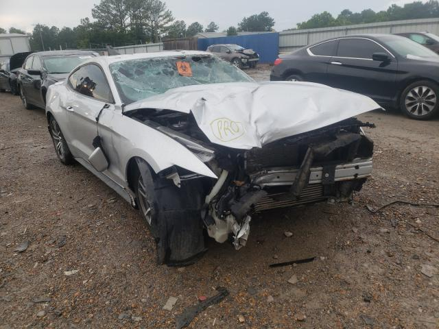 Salvage cars for sale from Copart Florence, MS: 2016 Ford Mustang