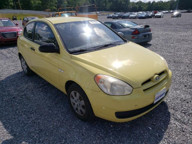 Used 2009 HYUNDAI ACCENT - Small image. Lot 46143241