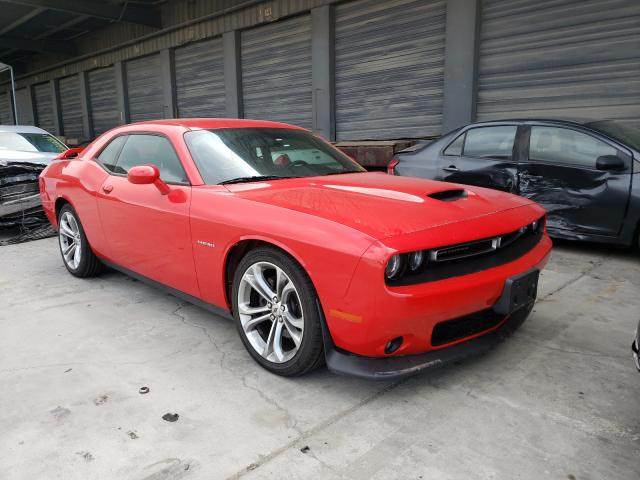 Salvage cars for sale from Copart Hayward, CA: 2020 Dodge Challenger