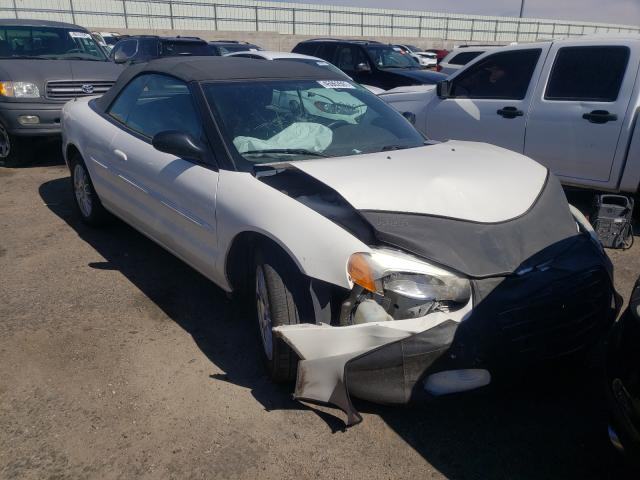 Salvage cars for sale from Copart Albuquerque, NM: 2004 Chrysler Sebring LX